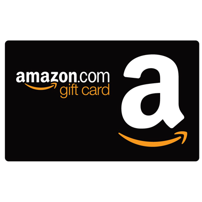 AMAZON.COM<sup>&reg;</sup> $25 Gift Card - Use this card to shop online from the biggest selection of books, magazines, music, accessories and a lot more!