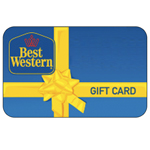 BEST WESTERN<sup>®</sup> $100 Gift Card