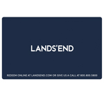 LANDS' END<sup>®</sup> $25 Gift Card